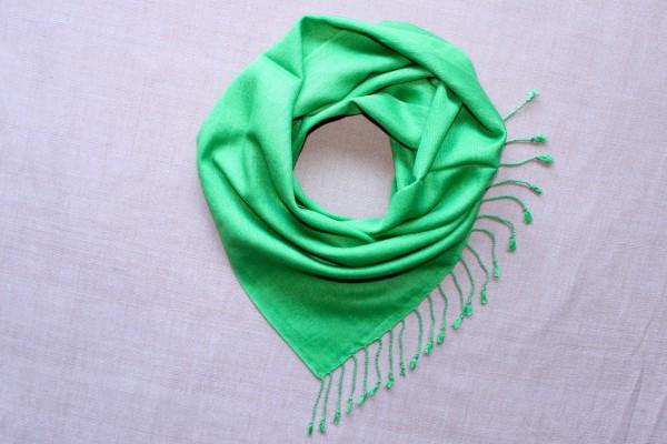 Kaschmir-Seiden-Schal